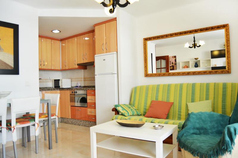 Flat -                                       Torre Del Mar -                                       1 bedrooms -                                       2/3 persons