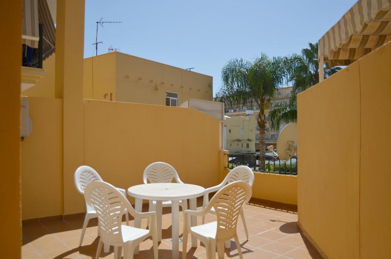 Flat -                                       Torre Del Mar -                                       2 bedrooms -                                       4 persons