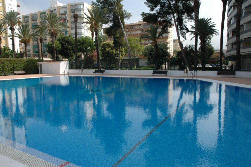 Flat -                                       Torre Del Mar -                                       2 bedrooms -                                       4 persons