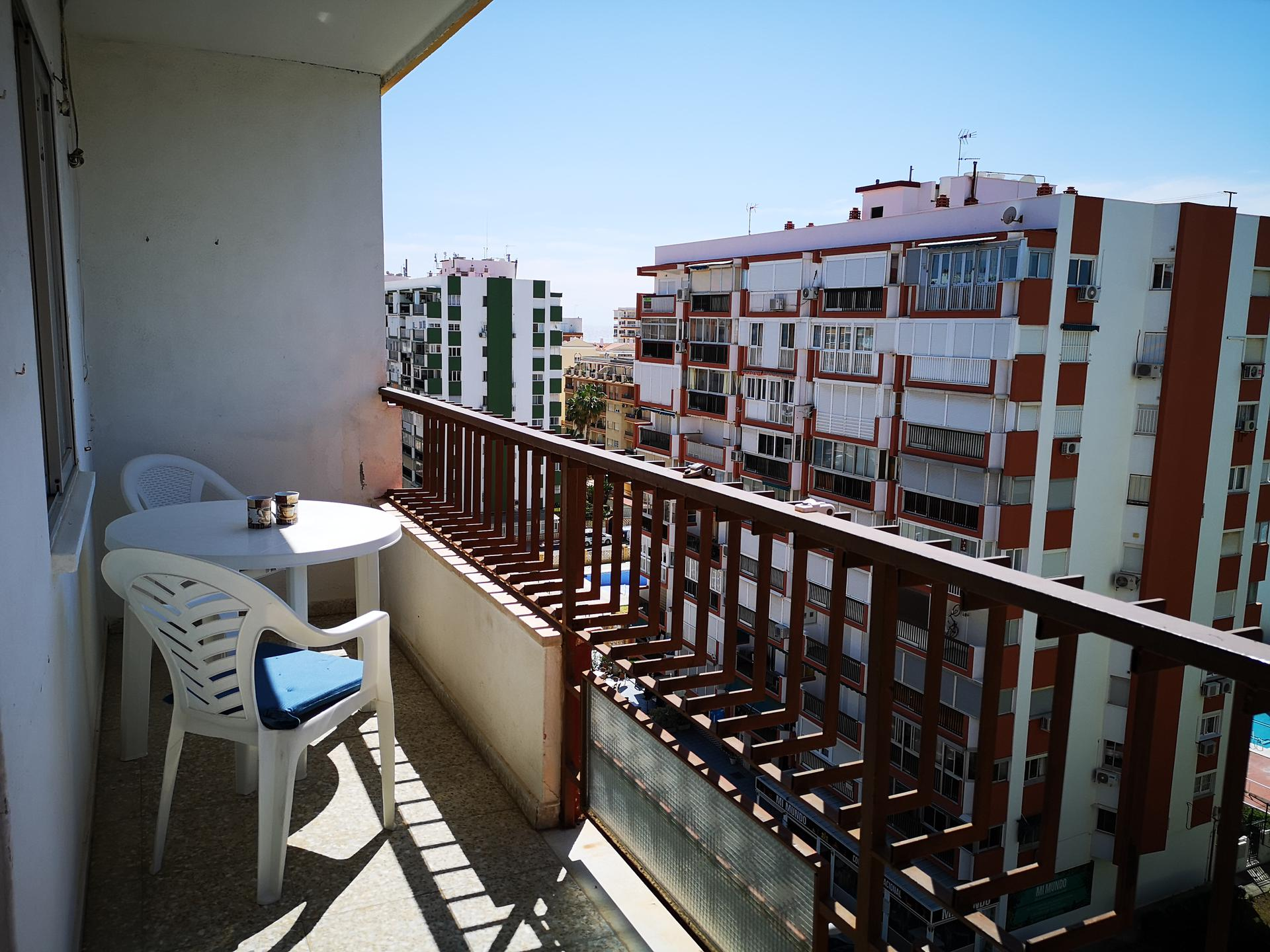 Apartment -                                       Torre Del Mar -                                       3 bedrooms -                                       7 persons