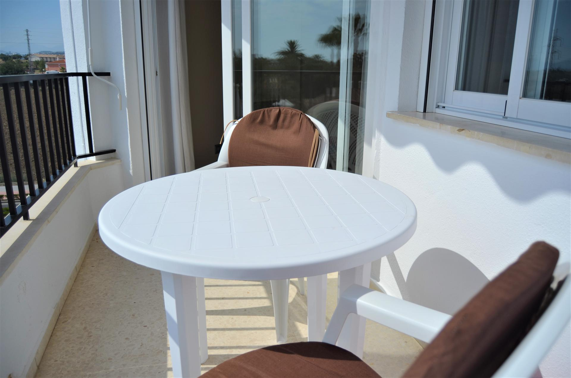 Flat -                                       Torre Del Mar -                                       1 bedrooms -                                       2 persons