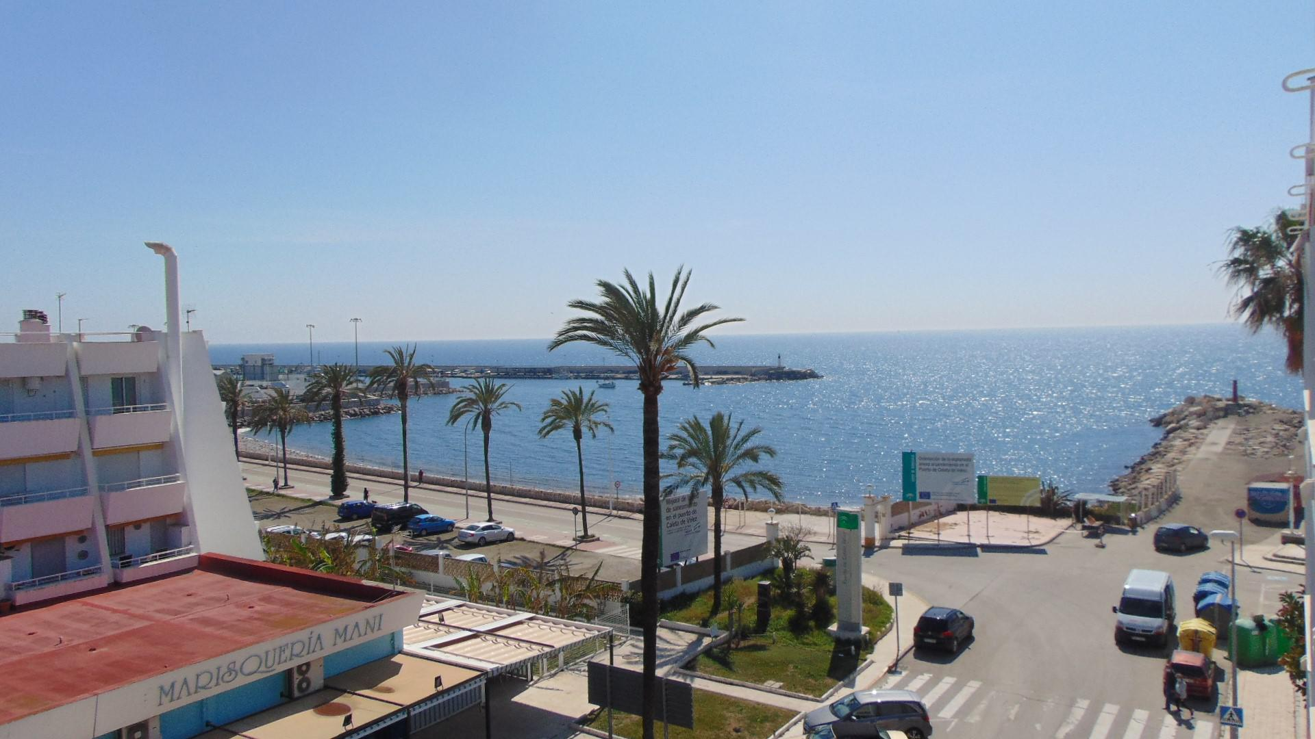 Apartment -                                       Caleta De Velez -                                       1 bedroom -                                       3 persons