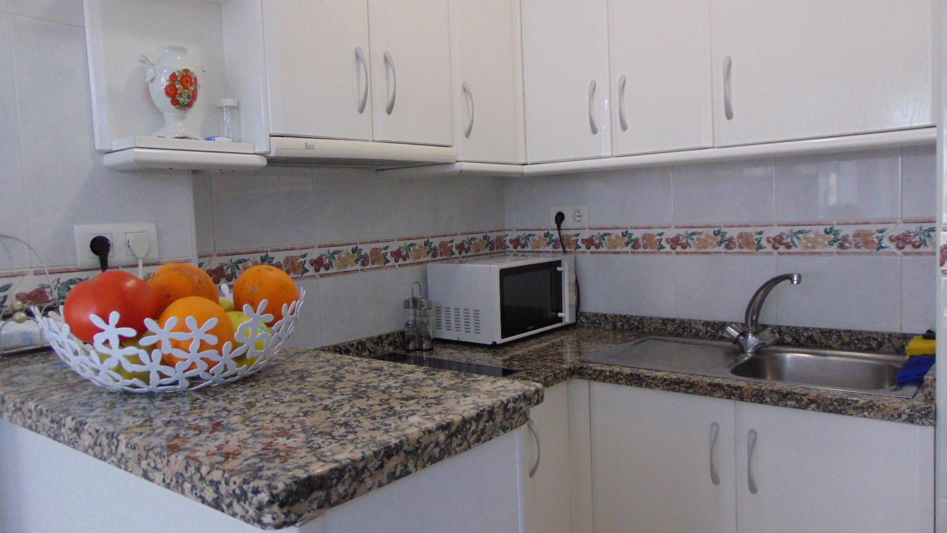 Apartment -                                       Torre Del Mar -                                       2 bedrooms -                                       4 persons